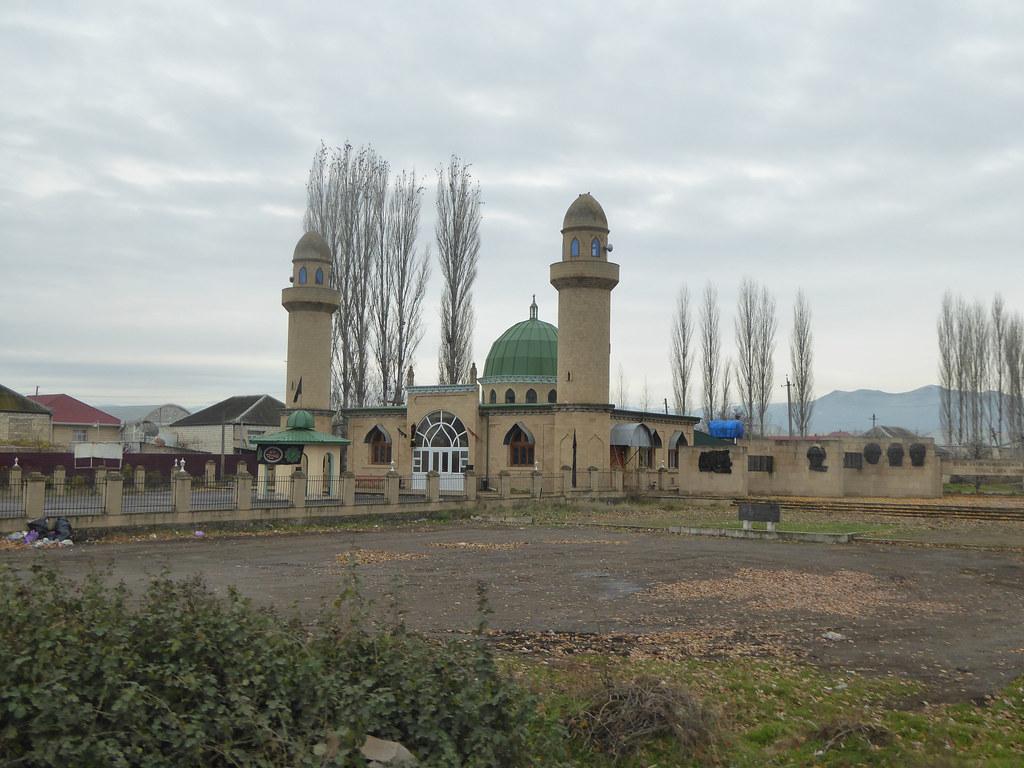 Azeri Mosque