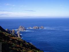 Cabo Ortegal, North of Galicia, Spain (IMAXEbyEC) Tags: ocean sea españa cliff mer mar spain cabo atlantic galicia falaise espagne acantilado oceano cantabrico galice ortegal cantabrique