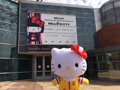 Hello Kitty Con 2014 (tiramisu_addict) Tags: toys hellokitty plush sanrio ronaldmcdonald littletokyo happymeal hellokittycon