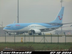 PH-TFA (northwest85) Tags: terminal boeing cdg winglets scimitar taxiing arke phtfa 737wl