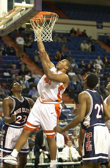 Clemson Basketball vs. Nike Elite - 2002