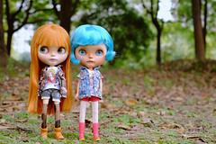 Ramona and Edita