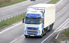 A55 trucks (Nick Owen Images.) Tags: ireland irish wales port volvo north trucks v8 scania northwales holyhead haulage a55
