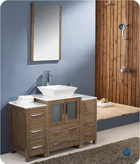 FVN62-122412WB-VSL_1 (Burroughs_Hardwoods) Tags: bathroom mirror bath sink cabinet furniture mirrors double storage sinks cabinets countertops cabinetry vanities