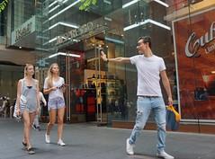 Sydney, Australia Street Scenes 2014 EXPLORED (drburtoni) Tags: sydney australia sydneyaustralia