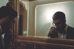 Attraction (DANG3Rphotos) Tags: old school espaa vintage mirror model foto image espejo cordoba lucena sanlucar barrameda atraccion