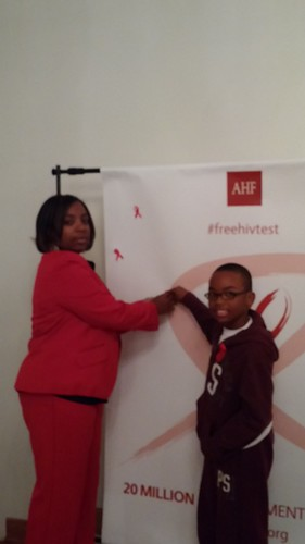 World AIDS Day 2014: USA - South Carolina