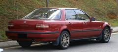 2000 Honda Vigor (modified) (Aero7MY) Tags: hardtop car honda grey 2000 gray malaysia third modified inspire gen import acura generation 3rd jdm cyberjaya vigor 4door