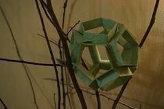 Dodekaeder von Tomoko Fuse (Tagfalter) Tags: