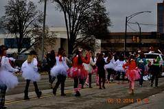 2014 December 6  Christmas Music - Huntsville Christmas Parade (King Kong 911) Tags: christmas horses cars dogs skaters parade bicycles bands horseshoe clowns floats mustangs