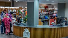 Kiuruveden kaupunginkirjasto / Kiuruvesi City Library (Tuomo Lindfors) Tags: suomi finland libraries libslibs librariesandlibrarians kiuruvesi kirjastot kiuruvedenkaupunginkirjasto kiuruvesicitylibrary