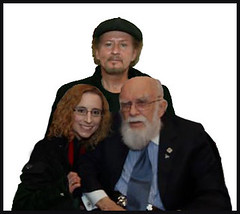 The Houdini Girl and The Amazing James Randi (Dayle Krall:Most Accomplished Female Escape Artist) Tags: magic escapes houdini jamesrandi richardsherry daylekrall ladyhoudini sherryandkrallmagic thehoudinigirl