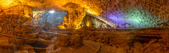 Sung Sot Caves (pbr42) Tags: panorama vietnam caves cave hdr halong halongbay luminance sungsot sungsotcaves luminancehdr