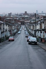 street (Towner Images) Tags: street streetscape slope hill gradient incline houses view towner copyright townerimages