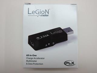 Legion Meter