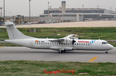 ATR72-212A EC-MAF Air Europa (Swiftair) (EI-DTG) Tags: spain malaga turboprop agp malagaairport planespotting aireuropa atr72 aircraftspotting swiftair ecmaf 22nov2014