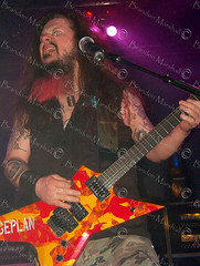 """Dimebag"" Darrell Abbott (Aug 20, 1966 - Dec 8, 2004) 10 years later. (B. Marshall) Tags: musician music death guitar stage dean dime dimebag pantera damageplan dimonddarell"