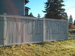 VARRIO DUB FLATS 13 (northwestgangs) Tags: graffiti lynnwood gangs everett bloods crips snohomishcounty ganggraffiti surenos