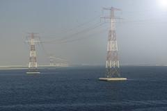 Abu Dhabi, Industry (Marcel Schmitt) Tags: industry abudhabi arabiangulf vae vereinigtearabischeemirate currentline