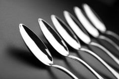 Spoons (MP81) Tags: silver spoon cutlery