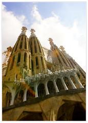 Sagrada Familia 61 (ferran pestaña) Tags: sagradafamilia gaud josepmariasubirachs ibarcelona fachadadelapasión