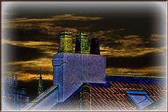 'Twas a dark and stormy night (Romair) Tags: sliderssunday downunderchallenge845