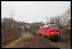 DBS 232 254, Bottrop 19-1-2015 (Henk Zwoferink) Tags: db nordrheinwestfalen henk duitsland dbs bottrop ludmilla schenker gartenbahn br232 zwoferink