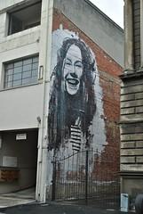 Street Art (M J Adamson) Tags: streetphotography dunedin seacliffdunedin2january2015