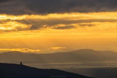 un ciel dor (photopierrot44) Tags: nature nikon ciel alsace paysage vosges chateaux dor d610