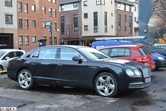 Bentley continental Glasgow 2015 (seifracing) Tags: rescue cars scotland traffic britain glasgow transport scottish police rover vehicles land british van emergency spotting recovery strathclyde brigade ecosse officers 2015 seifracing