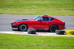 DSC_8152 (PiotrekSmyk) Tags: castle cars ed nikon racing nikkor panning vr motorsport 70300 combe f4556 d7000 piotreksmyk
