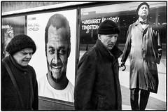 Four (stejo) Tags: advertising married stockholm sergelstorg streetphoto torg sergels affisher gifta tingsten