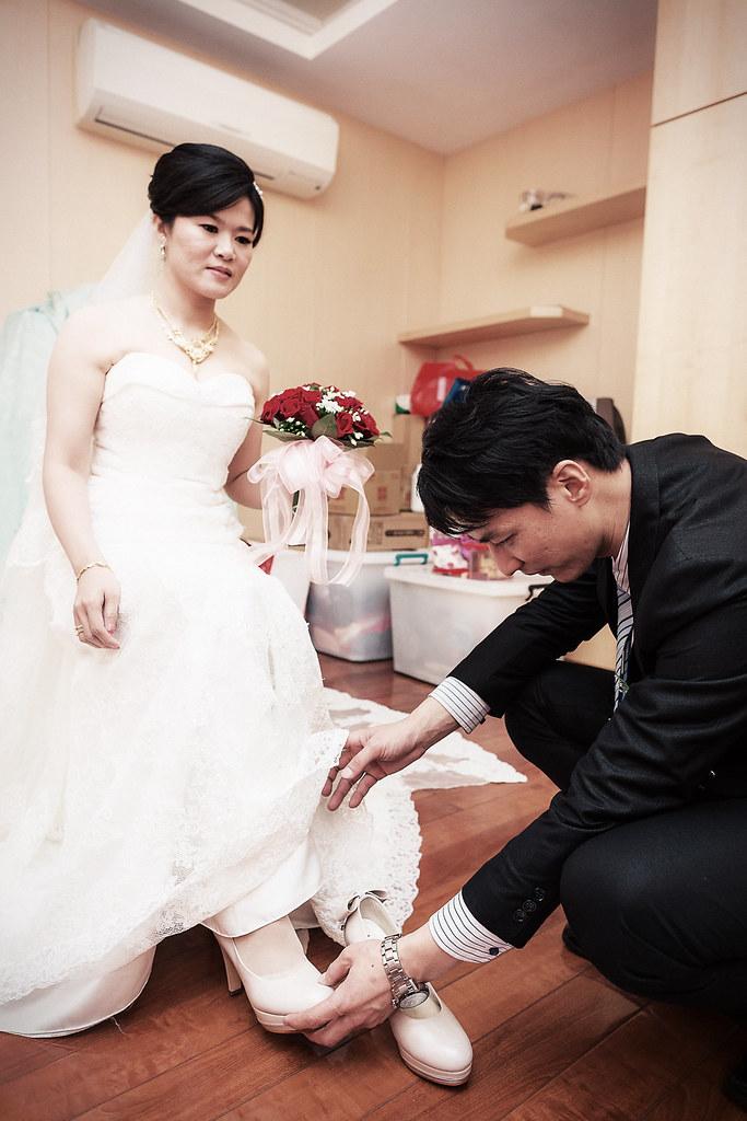 嘉呈&敏媛Wedding-30