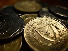 European Coins2 (lorenzeespirit) Tags: macro circle photography photos coins euro 1970s digicam
