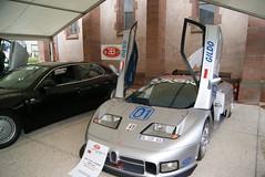 Bugatti EB 110 Supersport (fangio678) Tags: festival french francaise 110 voiture 09 12 bugatti eb supersport 2015 italienne molsheim