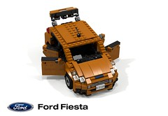 Ford Fiesta B299MCA Base 5-Door (lego911) Tags: auto ford car model europe fiesta lego render company motor hatch base entry compact cad hatchback povray 5door moc ldd miniland subcompact 2013 100ps 5dr 100hp 2010s lego911 b299 b299mca