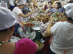 Warorot Market (7 of 71) (John Shedrick) Tags: food vegetables thailand asia chinatown farmers market unique traditional indoor meat smartphone chiangmai local nontourist samsunggalaxys7edge
