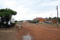 Kasese (My photos live here) Tags: africa canon eos town centre uganda kasese 1000d