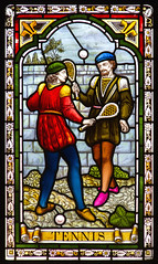 Tennis (Kev Gregory (General)) Tags: world old windows red two building london college home glass sport century hospital garden joseph bedford hall war estate cross swiss clayton victorian engineering style grade lancashire stained tennis architect henry ii lincoln second theme mansion gregory warden sir sporting kev shuttleworth samuel merchant firm 3rd services 17th baron agricultural listed airmen clutton jacobean auxiliary ashlar gawthorpe convalescent ongley