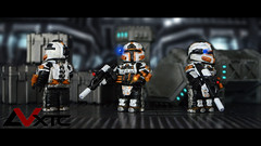 Tactical Mandalorian 1.0 (AndrewVxtc) Tags: star lego may 4th wars custom tactical mandalorian andrewvxtc