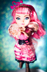 C.A. Cupid (Sabrina Franzoni) Tags: ca pink blue love glitter toy toys photography 50mm high eva doll dolls minolta sony prince after cupid charming alpha dexter ever mattel cupido principe encantado eah a37