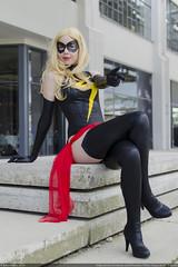 DSC_3191 (Kees Peters) Tags: woman comics spider cosplay ms superheroes marvel 2016 superheroine superheroines