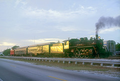 FEC 4-6-2 153 (Chuck Zeiler) Tags: railroad train steam locomotive 153 alco chz fec 462