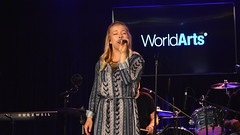 Maggie Szabo Live on the WorldArts Stage
