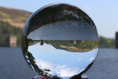 Crystal ball practice (Ballacorkish) Tags: derbyshire sheffield 6000 crystalball redmires derwentdam ballacorkish 6000coza