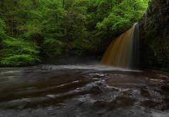 """ WILD LADY FALLS "" (Wiffsmiff23) Tags: longexposure wild water flow waterfall crazy waterfalls flowing brecon deafening wildwater pontneddfechan breconbeaconsnationalpark ladyfalls sgwdgwladys"