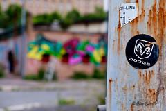 Roma. Ex-Fiera di Roma. Graffiti for '9 years of Graff Dream'. Sticker art (R come Rit@) Tags: urban italy streetart rome roma muro art wall photography graffiti sticker stickerart montana italia arte maya puppet label streetphotography wallart spray urbanart labels theme dodge roadsign walls graff aerosol aerosolart topic colombo segnalistradali graffitiart muri trafficsignals sprayart signposts arteurbana 9birthday stickerbomb graffitirome italystreetart ardeatino graffdream streetartitaly exfieradiroma romegraffiti graffitiroma slapart streetartrome streetartphotography romastreetart streetartroma romestreetart urbanartroma ritarestifo signscommunication romeurbanart mayatheme 9yearsofgraffdream