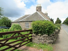 Wester Durie Cottages. (gilleterry161) Tags: durie cottages wester