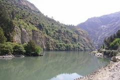 River Iravati (Ravi) (Rupak Sarkar and Uma Sarkar) Tags: ravi himachal himalayas bharmour iravati