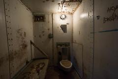 WVP-76 (vaabus) Tags: westvirginia westvirginiastatepenitentiary moundsville haunted spooky spookyplaces cellblocks inmates jail prison penitentiary